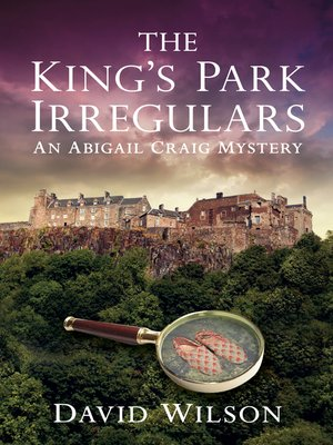 cover image of The King's Park Irregulars