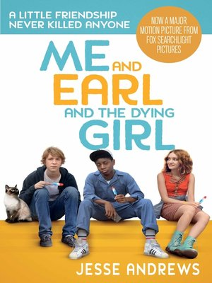 me earl and the dying girl book online