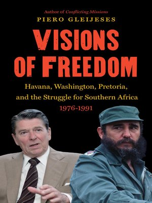 cover image of Visions of Freedom