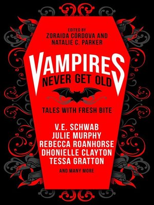cover image of Vampires Never Get Old