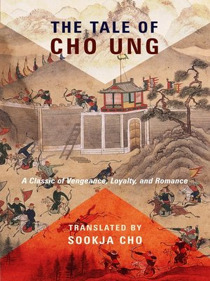 cover image of The Tale of Cho Ung