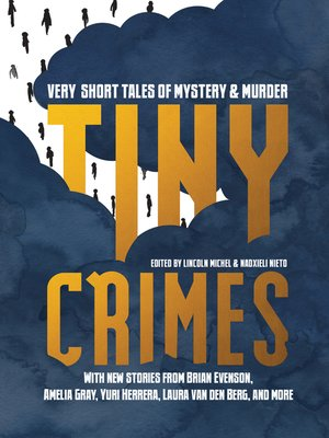 cover image of Tiny Crimes