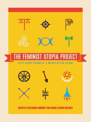 cover image of The Feminist Utopia Project