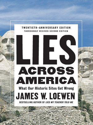 cover image of Lies Across America