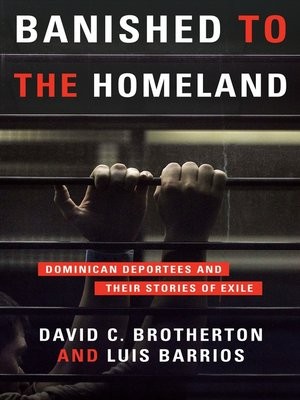 cover image of Banished to the Homeland
