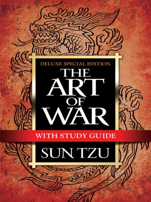 cover image of The Art of War with Study Guide