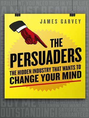 cover image of The Persuaders