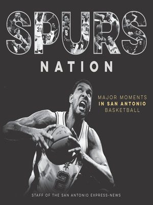 cover image of Spurs Nation