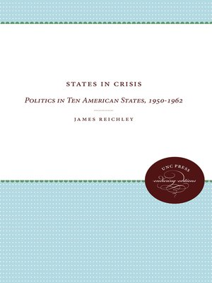 cover image of States in Crisis