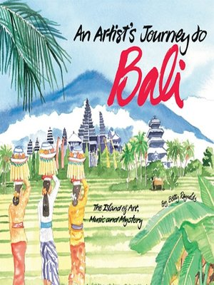 cover image of Artist's Journey to Bali