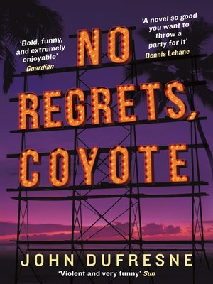 cover image of No Regrets, Coyote