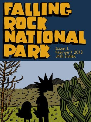 cover image of Falling Rock National Park #1
