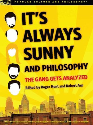 cover image of It's Always Sunny and Philosophy