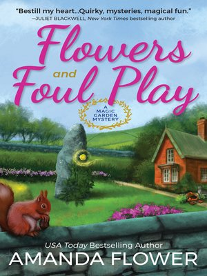 cover image of Flowers and Foul Play