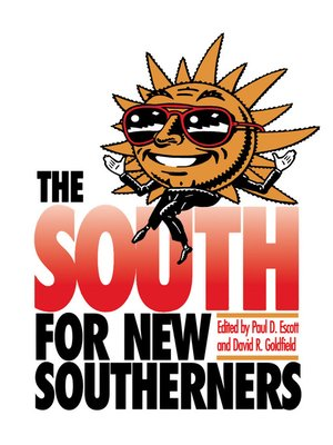 cover image of The South for New Southerners