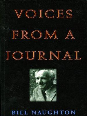 cover image of Voices from a Journal