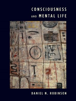 cover image of Consciousness and Mental Life