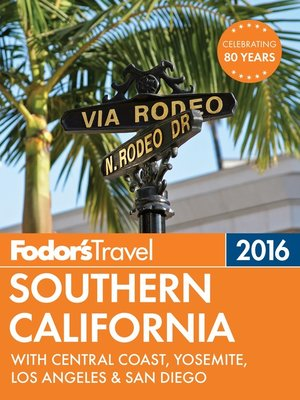 cover image of Fodor's Southern California 2016