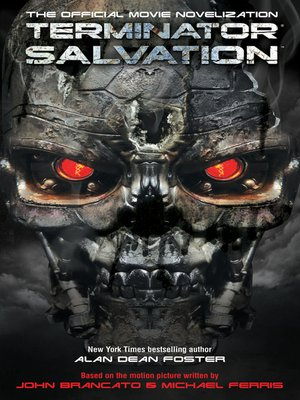 cover image of Terminator Salvation--The Official Movie Novelization