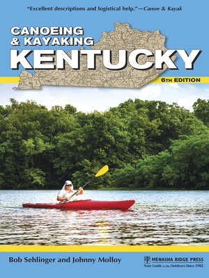 cover image of Canoeing & Kayaking Kentucky