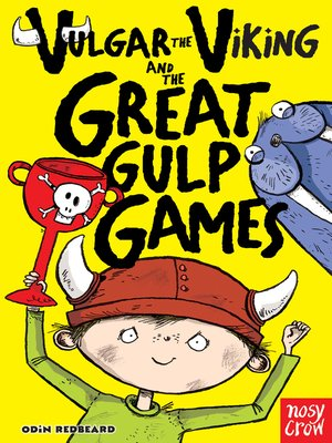 cover image of Vulgar the Viking and the Great Gulp Games