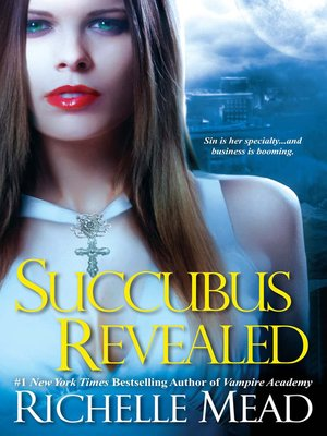cover image of Succubus Revealed