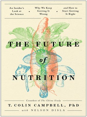 cover image of The Future of Nutrition