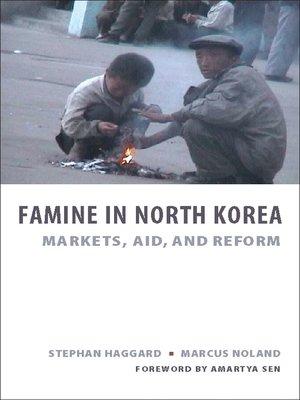 cover image of Famine in North Korea