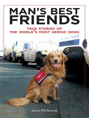 cover image of Man's Best Friends