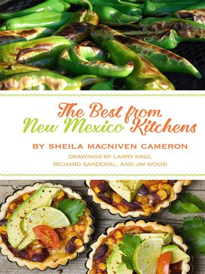 cover image of The Best from New Mexico Kitchens