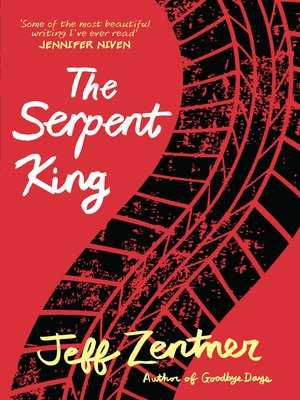 cover image of The Serpent King