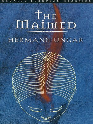 cover image of The Maimed