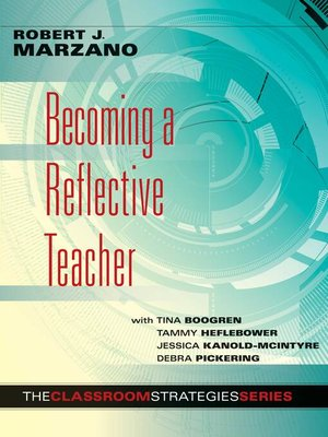 cover image of Becoming a Reflective Teacher