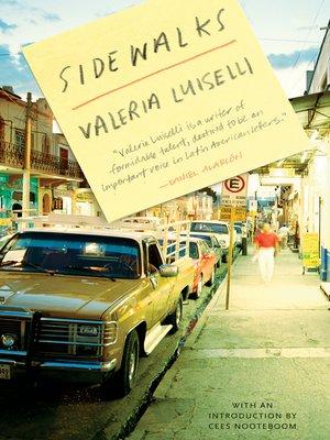 cover image of Sidewalks
