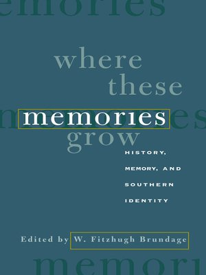 cover image of Where These Memories Grow