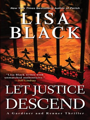 cover image of Let Justice Descend