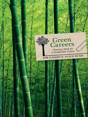 cover image of Green Careers