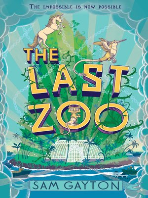 cover image of The Last Zoo