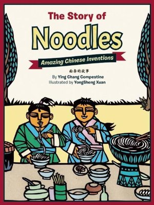 cover image of The Story of Noodles