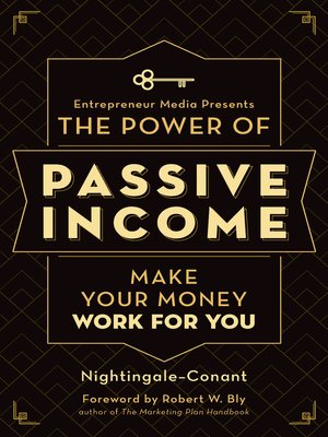 cover image of The Power of Passive Income