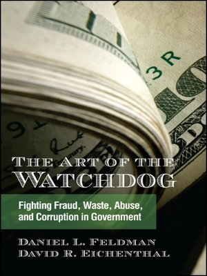 cover image of The Art of the Watchdog