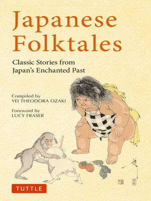 cover image of Japanese Folktales