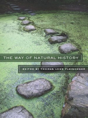 cover image of The Way of Natural History