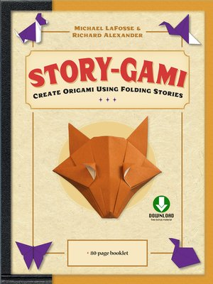 cover image of Story-gami Kit Ebook