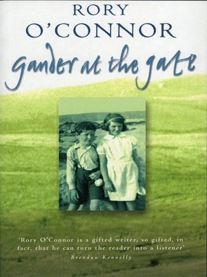 cover image of Gander at the Gate