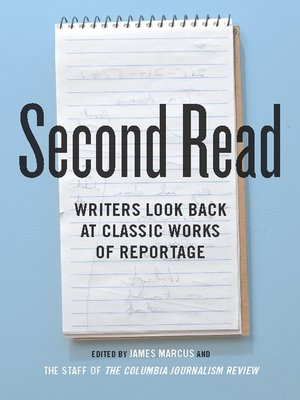 cover image of Second Read