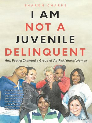 cover image of I Am Not a Juvenile Delinquent
