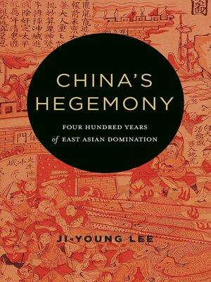 cover image of China's Hegemony