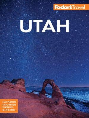cover image of Fodor's Utah