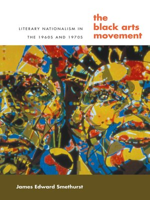 cover image of The Black Arts Movement